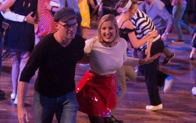 Event Dancing